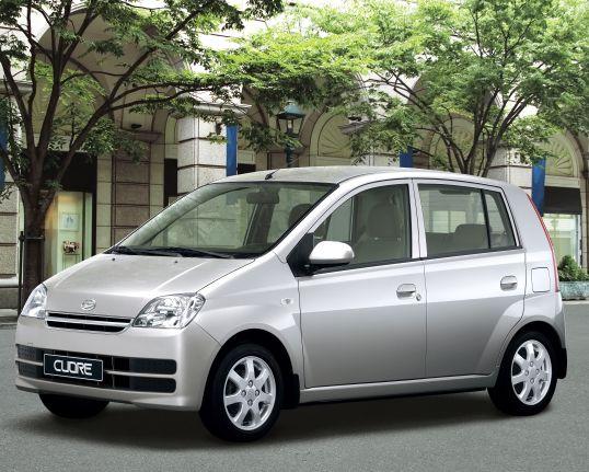 Daihatsu Cuore 5 Door L251 2003 07