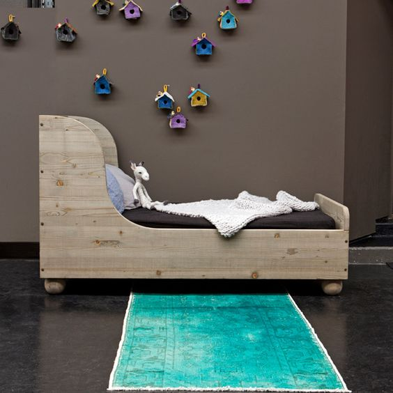 Chic French Children's Beds from Serendipity