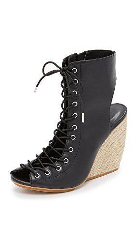REBECCA MINKOFF Rebecca Minkoff Women'S Elle Espadrille Wedge Sandal. #rebeccaminkoff #shoes #shoes