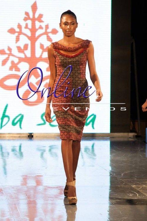Duaba Serwa @ Angola International Fashion Show 2013 – Luanda   FashionGHANA.com: 100% African Fashion