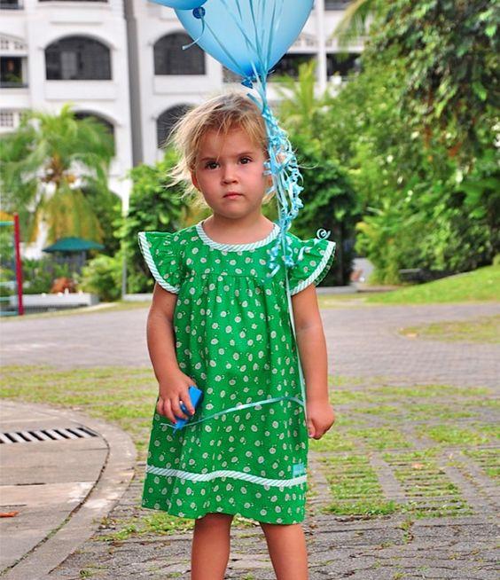 Emma Laue Annabelle Dress:
