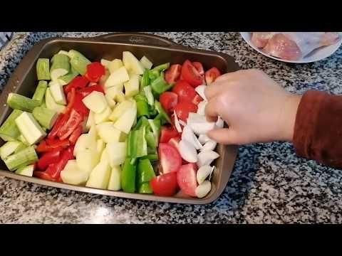 اكلة سريعة التحضير و لذيذة و ناجحة بمكونات موجودة في كل بيت مذاق رااائع Youtube Cobb Salad Food Salad