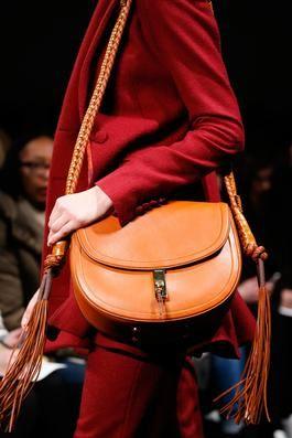 Altuzarra A/W '15 Show NYC handbag