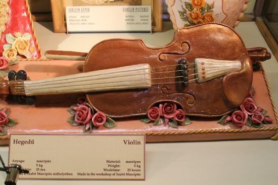 Szabo Marzipan Museum,Budapest: