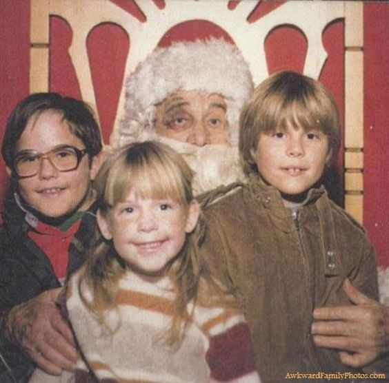 """... from """"Awkward Family Photos"""" ... lol ... we know that he's been bad!!!!  I laughed until I cried looking at this!!!!"""