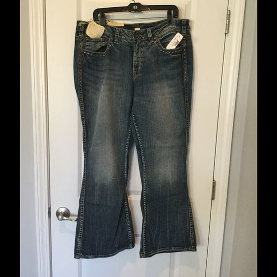Silver jeans. Francine Flare. Size 18/31 NWT | Silver Silver