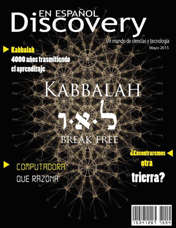 Portada de Discovery sobre el Kabbalah 2 semestre