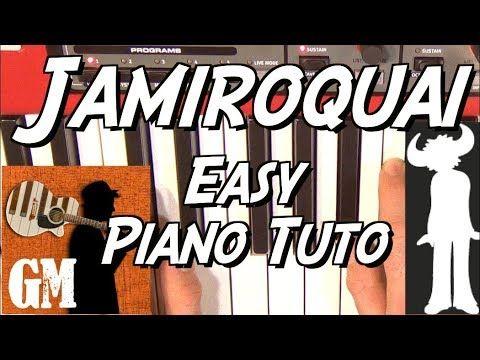 Jamiroquai Virtual Insanity Tuto Piano Super Facile Jazz Funk Chez Paul Beuscher Youtube Jazz Funk Jamiroquai Virtual Insanity Virtual Insanity