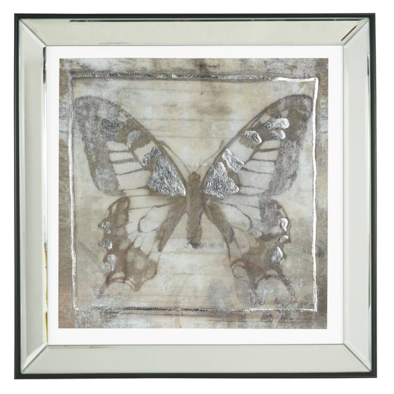 Laura Ashley Butterfly Picture
