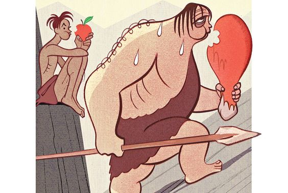 Did Neanderthals Die Out Because of the Paleo Diet?