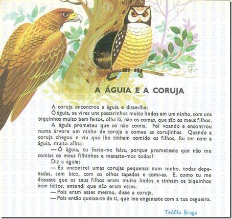 Fábulas são narrativas que apresentam animais com características humanas, contendo sempre uma moral explícita ou implícita.