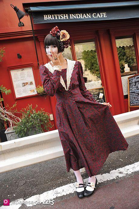 130929-0447 - Japanese street fashion in Harajuku, Tokyo