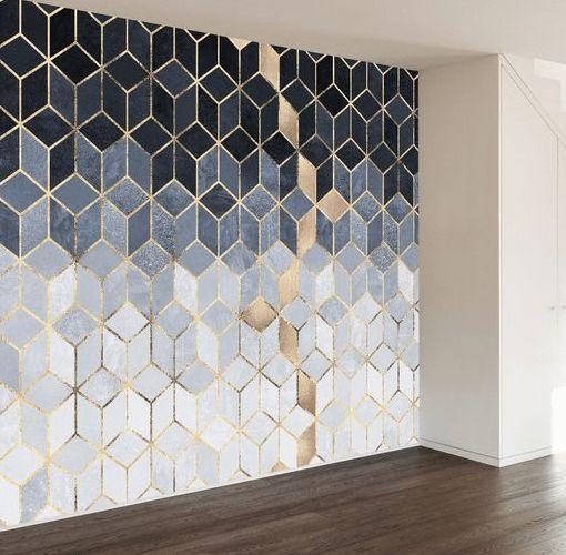 Diy Home Decor Painters Tape Wall Design Ideas Painters Tape Design Wall Painters Tape Wall Tape Wall Art
