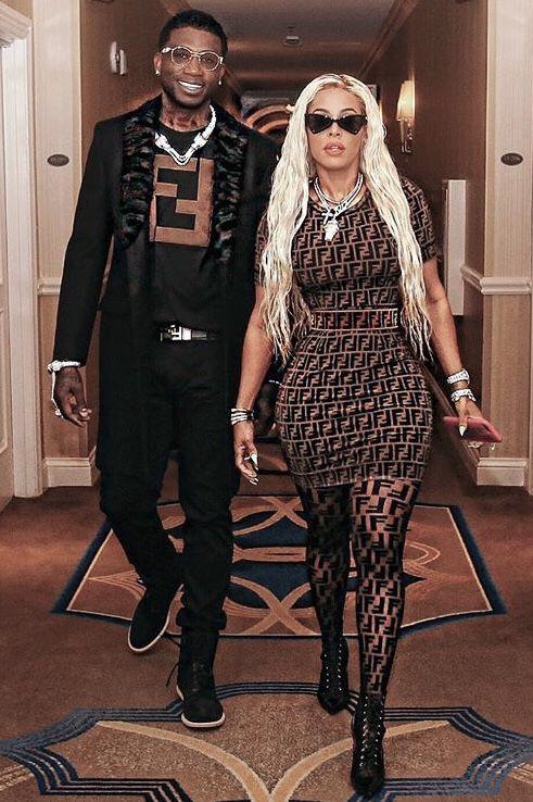 Keyshia Kaor and Gucci Mane in 2019