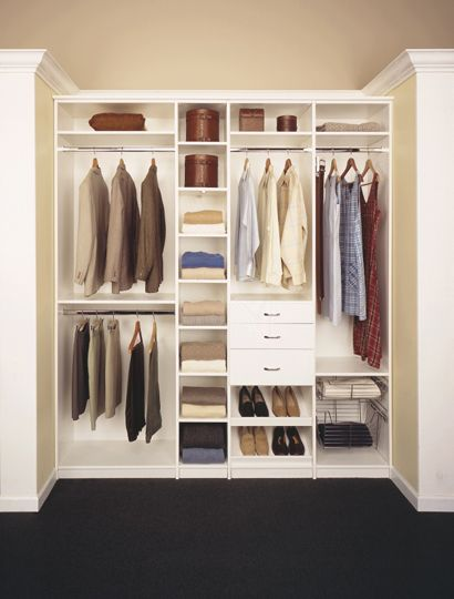 Closet Image Gallery   Custom Closets   Closet World
