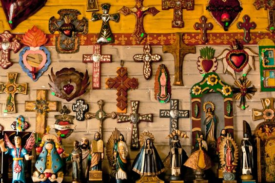 Latinos in the U.S. have a strong belief in the spirit world