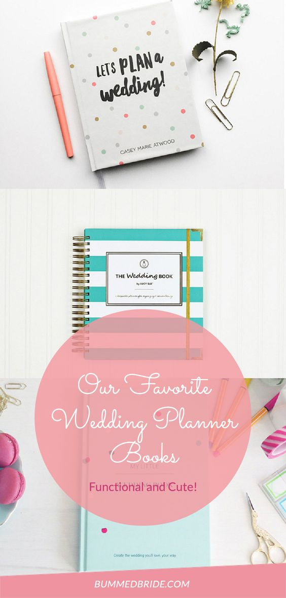 Our favorite etsy wedding planner books livro do planejador do our favorite wedding planning books junglespirit Gallery