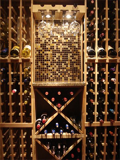 Wine Cellars Under The Stairs And All This Time I Thought