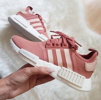 Adidas Boost Shoes Pink