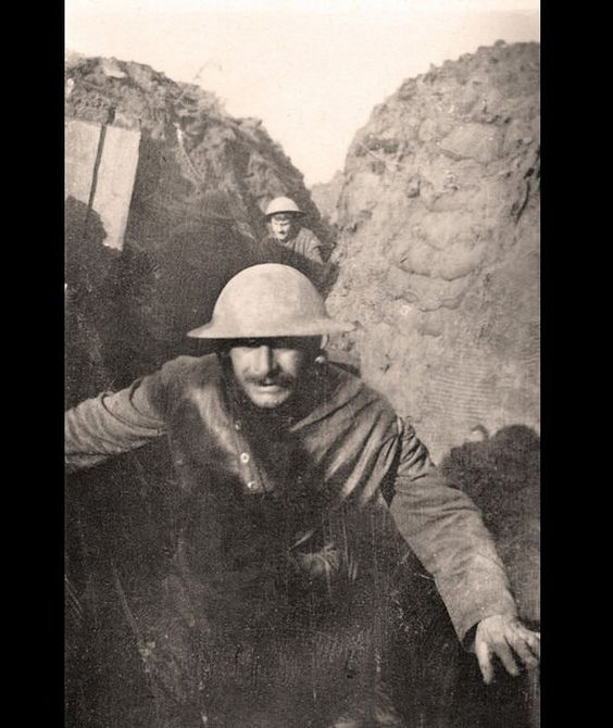 "Battle of the Somme, July 1st 1916: ""1,500 French soldiers and 12,000 German soldiers also lost their lives during those first shocking 24 hours."" - BritainsMilitaryHist"