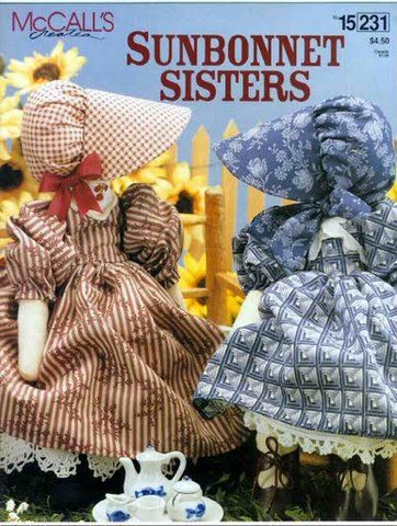 Sunbonnets Sisters - mirianamorym.artes - Álbumes web de Picasa