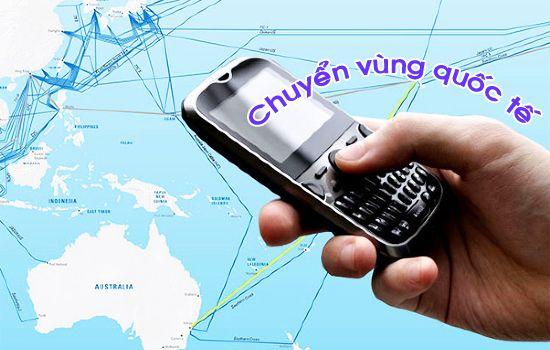 Nên chuyển vùng quốc tế cho điện thoại ( roaming) trước lúc lên máy bay