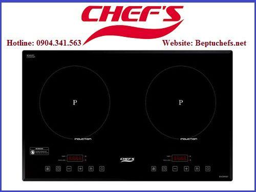 Ưu nhược điểm của bếp từ Chefs EH DIH321