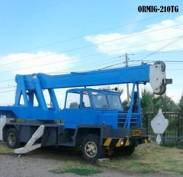 ORMIG 210TG