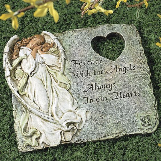 Always In Our Thoughts Forever In Our Hearts Quotes: Forever With The Angels. Always In Our Hearts.... Grief