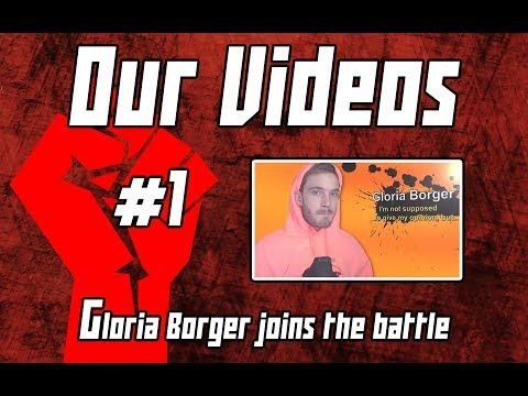 Our Videos Gloria Borger Joins The Battle Youtube Battle Told You So Borger