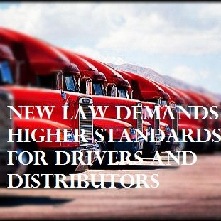 New policy is being pushed through by the FMCSA for stricter regulations, which above all else is stirring up some controvery: Stuff, Fmcsa, Stricter Regulations, Policy, Controvery