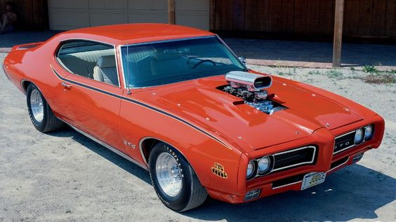 World's Best Muscle Cars: