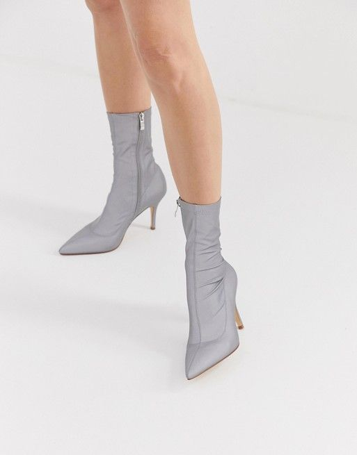 sock boots   Boots, Simmi shoes