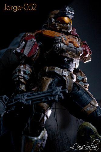 Halo reach jorge armor