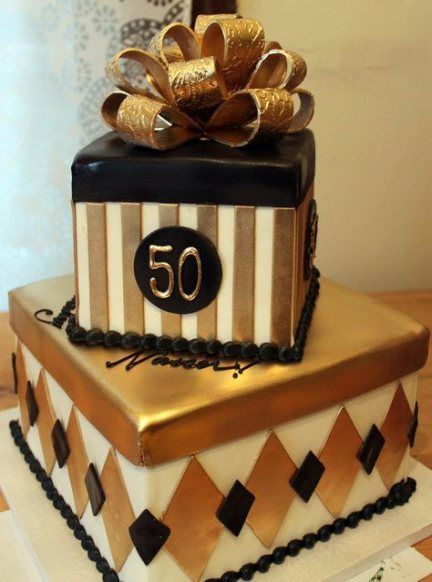 41 Ideas Birthday Cake Male Men Dads For 2019 Birthday Cake Dads Ideas Male Men Black And Gold Birthday Cake 50th Birthday Cake Black And Gold Cake