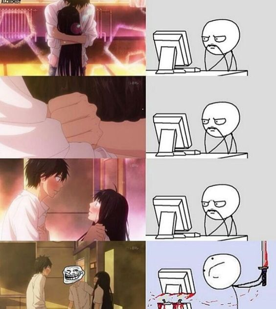 Kimi ni Todoke || HONESTLY MY EXACT SAME REACTION!! OMG || UGH OMG WHY THE.. UGHHHH