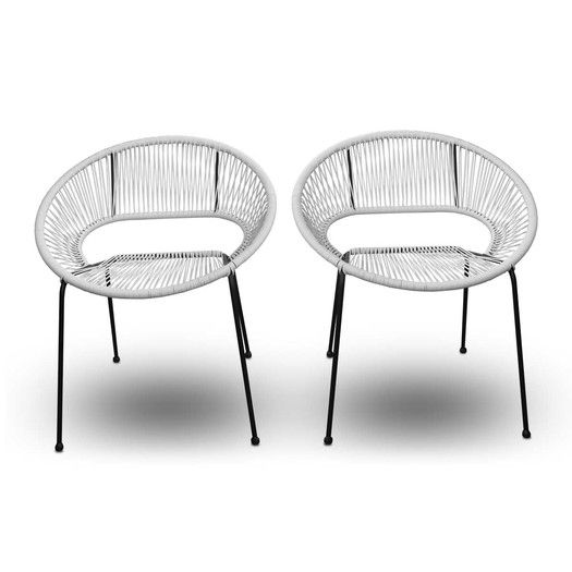 Found it at AllModern - Acapulco Dining Side Chair