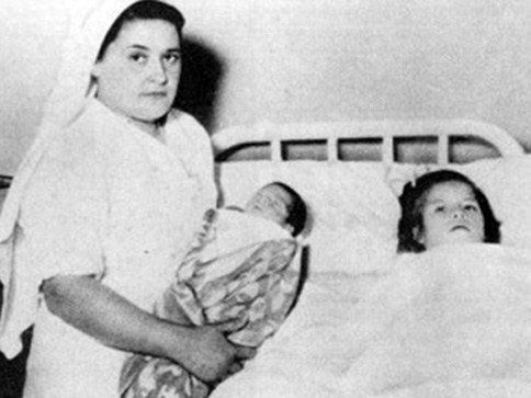 Sad.  Lina Medina, the youngest confirmed mother in medical history