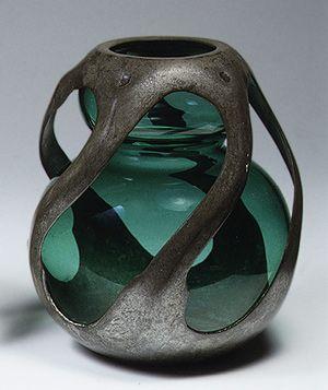 Designer: Max Läuger (German, 1864–1952); Maker: Walter Sherf