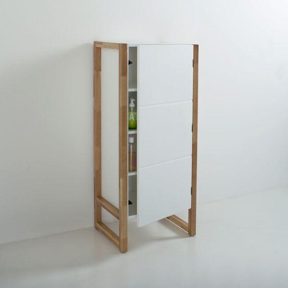 Meuble colonne de rangement salle de bain compo. La Redoute Interieurs | La Redoute