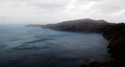 Stormy Island - Santorini, Greece