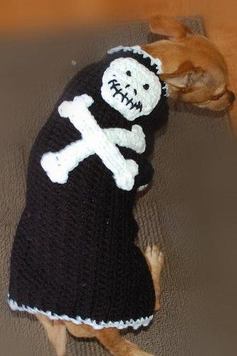 Skull and Cross Bones ...