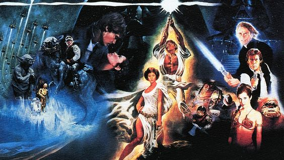 I am a Star Wars fanatic. Being a child of the 70's, I love the classic trilogy best. I have a hard time picking which one I like best. It usually depends on my mood.