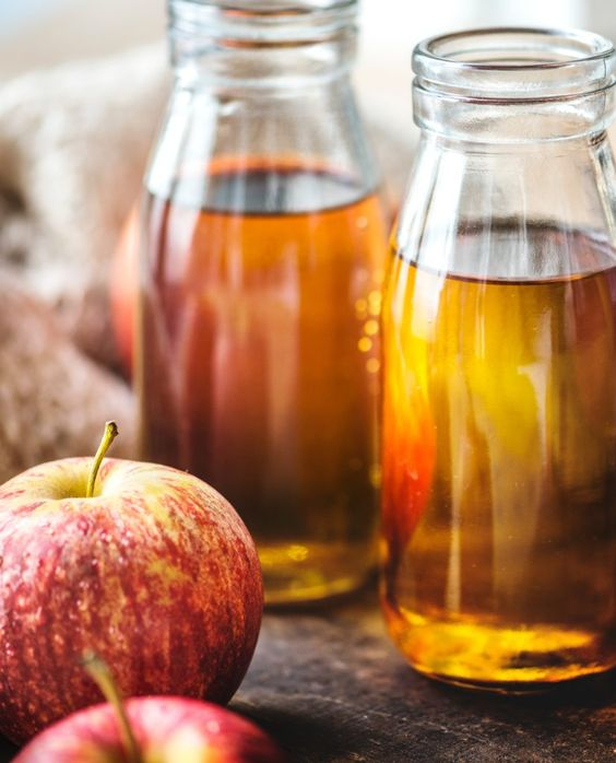 Apple Cider Vinegar With Water