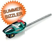 Bosch AHS 52 LI 18V Li-ion Cordless Hedgecutter 520mm. Supplied with Battery & Charger as standard.