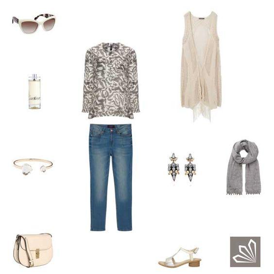 Fransen-Weste http://www.3compliments.de/outfit?id=129585529