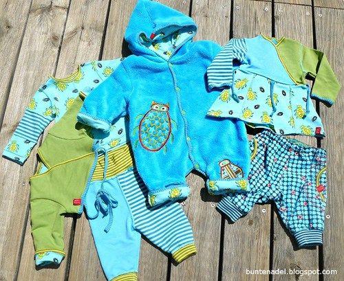 Zwergenverpackung 2, Babyschnittmuster, farbenmix.de