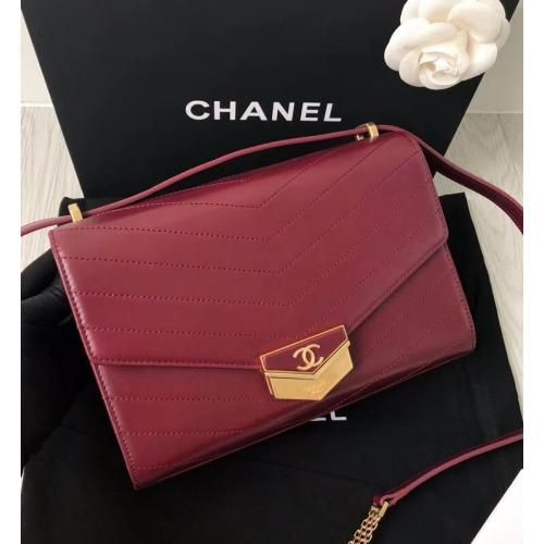 4200 Wire Preloved Chanel Chevron Coco Envelope Flap Blue Lambskin Antique Gold Hardware Serial Code Starting With 219 M Chanel Chevron Lambskin Antique Gold