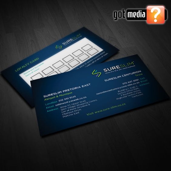 Business Card Design For Dstv Man Businesscards Graphicdesign Gotmedia Cards Pinterest