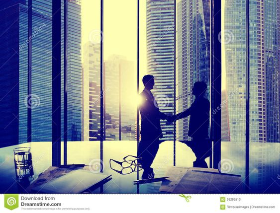 Business Handshake Agreement Partnership Deal Team Office Concep - hr agreement